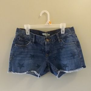 Old Navy The Diva Jean shorts